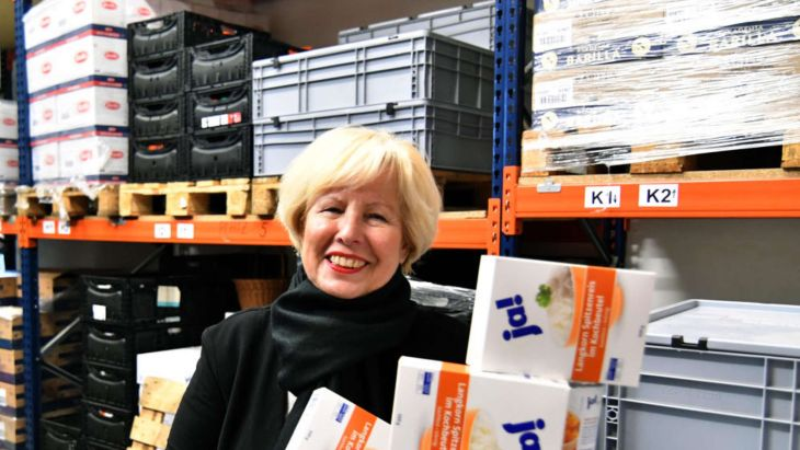 Edith Kleber Frankfurther Tafel eV