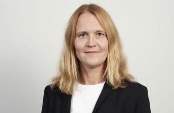 Porträt der Geschäftsführerin der Tafel Deutschland Evelin Schulz